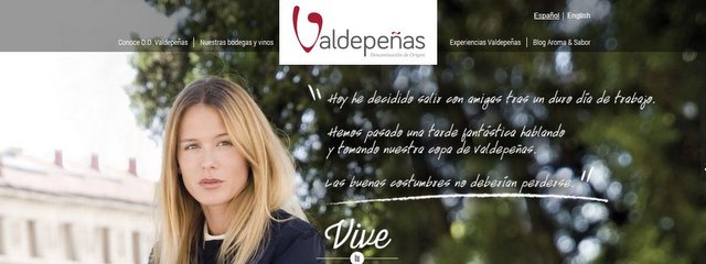 vinos de valdepenas do